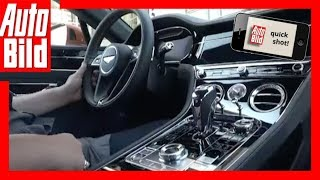 Download Quickshot: Bentley Continental GT Cockpit (2017) Video
