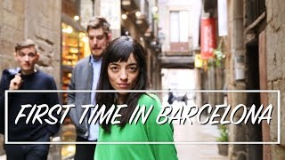 Download First Time In Barcelona. Tips For Your First Visit. Video