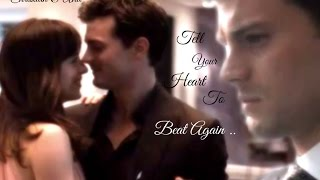 Download Christian And Ana ~ Tell Your Heart To Beat Again Video