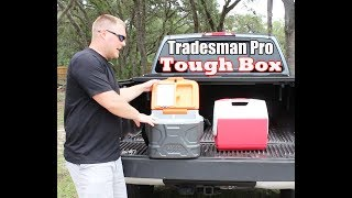 Download Klein Tools Trademan Pro Tough Box Cooler Review, The Perfect Job Site Cooler Video