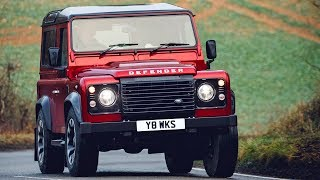Download Land Rover Defender V8 (2018) Features, Design, Driving Video