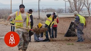 Download A Man, A Van, A Plan: Albuquerque's Fight Against Homelessness Video