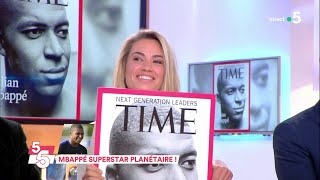Download Mbappé superstar planétaire ! - C à Vous - 11/10/2018 Video