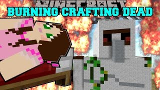 Download Minecraft: BURNING CRAFTING DEAD! (HONEY BOO BOO, CARTER, & VALENTINE MUST BURN!) Mini-Game Video