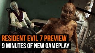 Download Resident Evil 7 preview - 9 minutes of new gameplay Video
