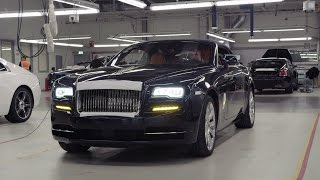 Download Rolls-Royce Cars Production Video