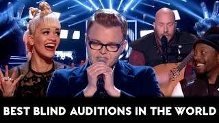 Download The Voice TOP-10 AMAZING & BEST Blind Auditions of All Times in the World (Part 2) Video