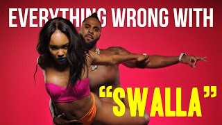Download Everything Wrong With Jason Derulo - Swalla (feat. Nicki Minaj & Ty Dolla $ign) Video