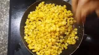 Download cách làm bắp chiên bơ giòn thơm mê ly. Video