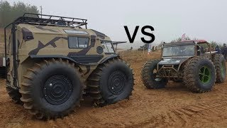 Download SHERP vs ATVs!!! TRIAL Video