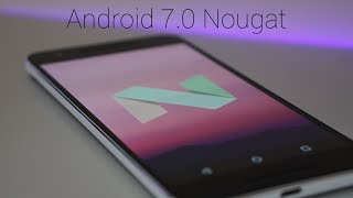 Download Android 7.0 Nougat - What's New? | Full Review Video