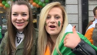 Download Why Dublin, Ireland is the best place in the world to celebrate St. Patrick's Day! Parade 2014. Video