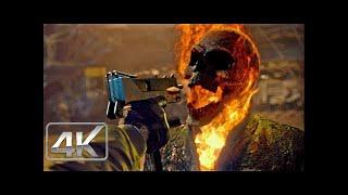 Download Ghost Rider Escena de la Maquina de Demolición | LATINO (4k-HD) | Ghost Rider: Espíritu de Venganza Video