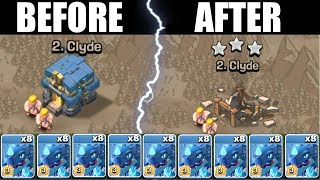 Download BEFORE vs AFTER ELECTRO DRAGONS......Clash Of Clans Video