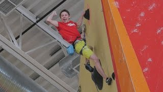Download 2015 SCS Youth Sport Climbing Nationals (Finals) Video