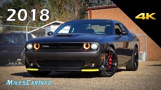 Download 2018 Dodge Challenger T/A 392 - Ultimate In-Depth Look in 4K Video