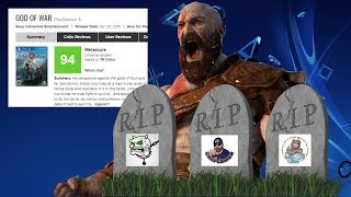 Download God Of War Reviews Are In And Its The Game Of The Generation box Owners Are Salty Video