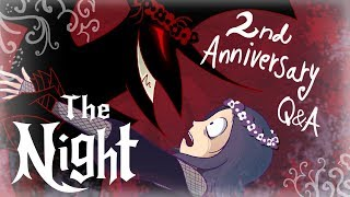 Download The Night 2nd Anniversary Q&A video! (and almost 300k Subs special!) Video