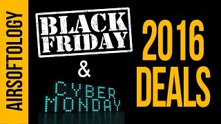 Download Black Friday / Cyber Monday Deals! - 2016 Airsoft | Airsoftology Video