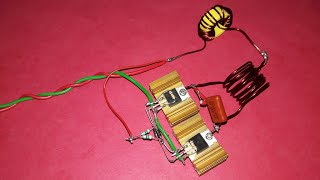 Download Induction Heater Circuit 12v DC Video