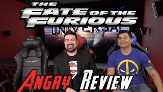 Download The Fate of the Furious Angry Movie Review Video