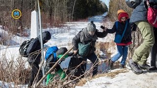 Download What happens to refugees after they cross the Canadian border? | Your Morning Video