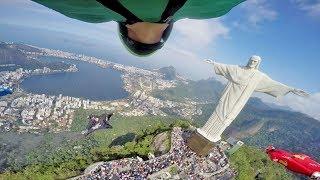 Download Best Wingsuit Proximity Lines | Carlos Briceño Video