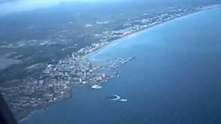 Download Flugzeug Start von Innen Video