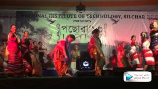 Download Ranjit Gogoi at NIT Silchar Posua '13 Video