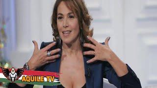 Download Barbara D'Urso, incidente a luci rosse in diretta tv e si vedono le mutandine Video