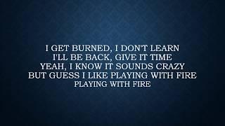 Download Thomas Rhett ft. Jordan Sparks - Playing with Fire Lyrics Video