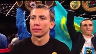 Download Gennady ″GGG″ Golovkin vs Gabriel Rosado - Full Fight (HBO) Video