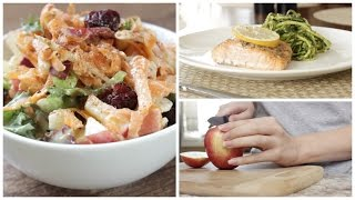 Download What I Eat In A Day | Healthy Meal Ideas | August 2016 Video