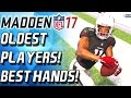 Download OLDEST PLAYER BEST RECIEVER! OLD MAN FITZ! - Madden 17 Draft Champs Video