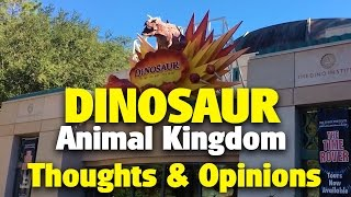 Download Newly Refurbished Dinosaur! | Love it, hate it or update it? | Animal Kingdom Video