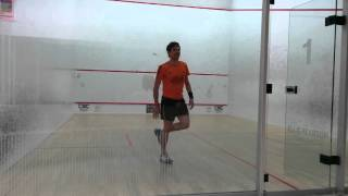 Download My squash warm up Video