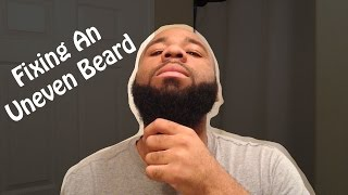 Download Fixing An Uneven Beard Video