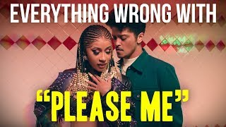 Download Everything Wrong With Cardi B & Bruno Mars - ″Please Me″ Video