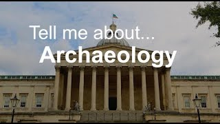 Download Tell me about Archaeology Video