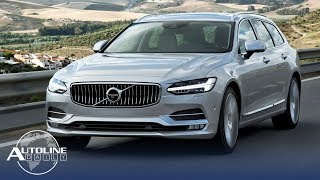 Download Volvo V90 Could Be Better w/ A Few Tweaks - Autoline Daily 2748 Video