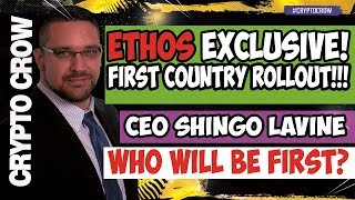 Download ETHOS Exclusive First Country Rollout with Shingo Lavine - Ethos Universal Wallet Video