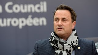 Download Exclusive interview with Luxemburg PM Xavier Bettel Video