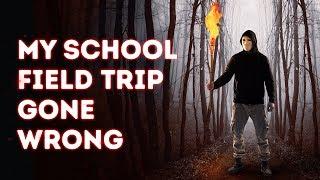 Download MY SCHOOL FIELD TRIP GONE WRONG. Road Trip Horror Story Video
