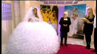 Download Elaborate wedding dresses from the Gypsy Wedding tv series Video