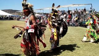 Download Barona, CA Pow Wow 2016. Grand Entry Video