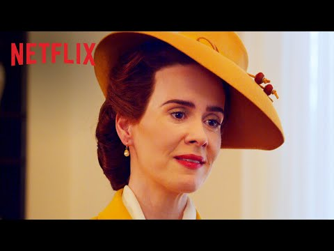 7 Reasons Sarah Paulson Is a Badass in Ratched | Netflix