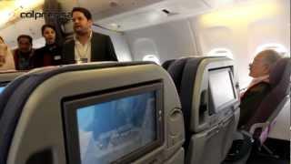 Download Así son los nuevos aviones de LAN Video