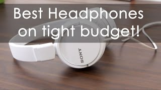 Download Best Budget Headphone from Sony? MDR-ZX110A Review Video