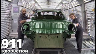 Download Porsche Factory - Production of One Millionth 911 Video