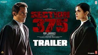 Download Section 375 Official Trailer | Akshaye Khanna, Richa Chadha,Ajay Bahl | Releasing 13 September 2019 Video